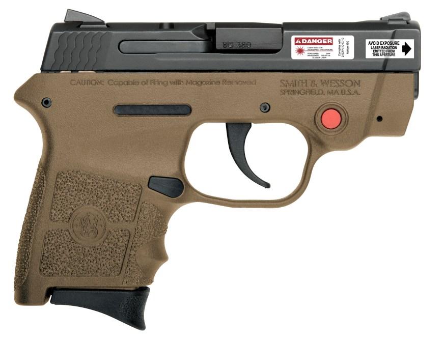 Murdoch's – Smith & Wesson - M&P Bodyguard 380 FDE Pistol ...