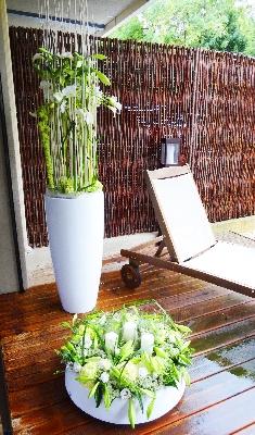 decoration plantes et fleurs interieur