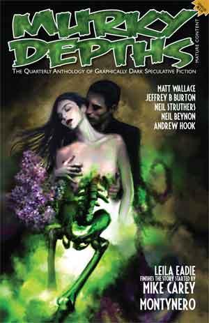 Murky Depths #14 cover