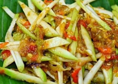 Salad Mangga Muda
