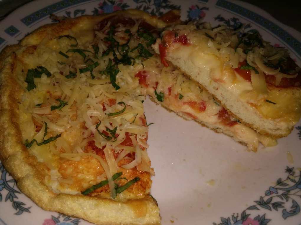 Omelet Tomat
