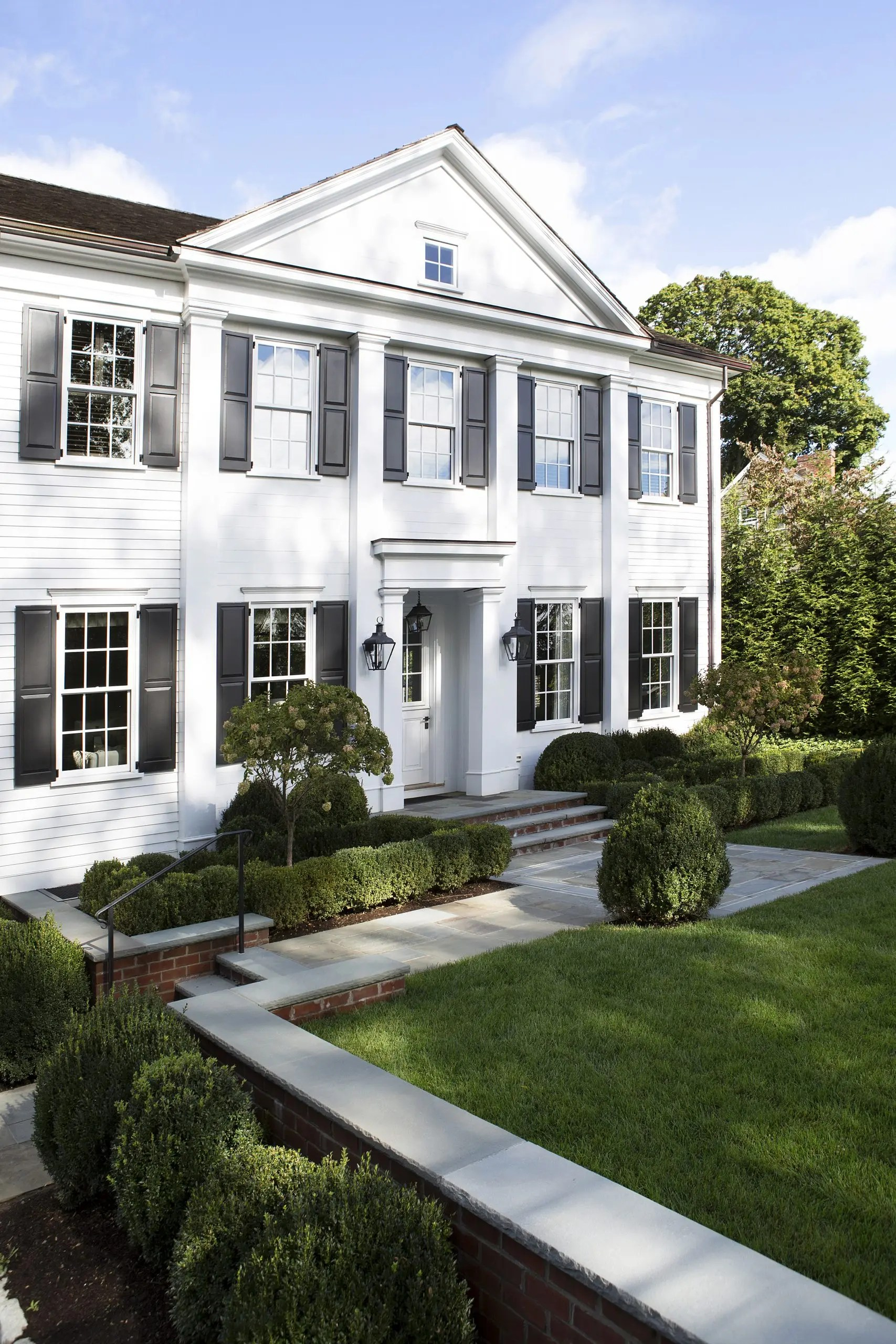 Murphy Brothers Contracting - Greenwich Traditional 1