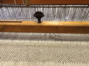 Irish Tweed Loom