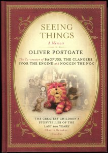 cover to Seeing Things by Oliver Postgate