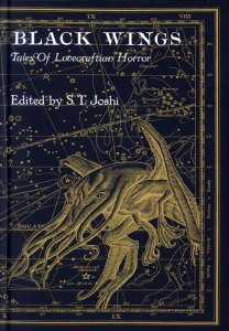 Black Wings, front cover