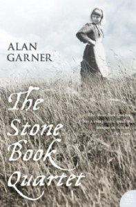 cover to The Stone Book Quartet by Alan Garner