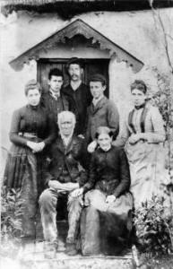 Garner family photo
