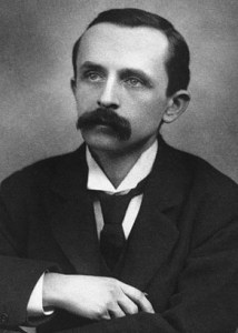 J M Barrie