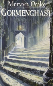 Gormenghast, cover by Mark Robertson