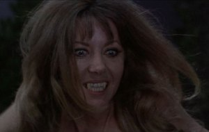 Ingrid Pitt as Carmilla in Hammer's The Vampire Lovers (1970)