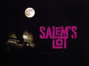 Salem's Lot (1979 TV mini-series)