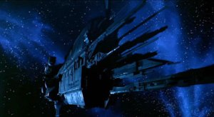 The Sulaco, from Aliens