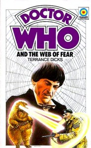 Doctor Who and the Web of Fear (cover)