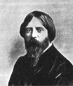 Arthur Machen in the 1890s, from the Friends of Arthur Machen site
