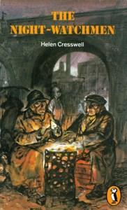 The Night-Watchmen by Helen Cresswell, illustration by Gareth Floyd