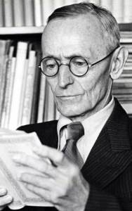 Hermann Hesse, image from The Dutch National Archives, via Wikipedia.