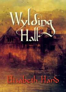 Wylding Hall, from PS Publishing. Art by David Gentry; cover design by Michael Smith.