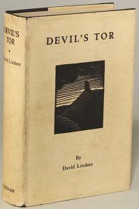 Devil's Tor by David Lindsay, Putnam's