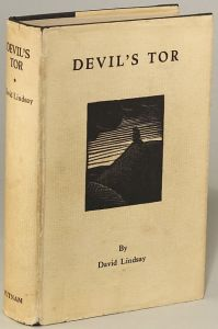 Devil's Tor by David Lindsay, Putnam's