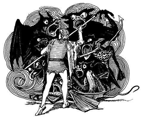 illustration by David Smee