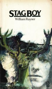 Stag Boy by William Rayner, cover by Michael Heslop