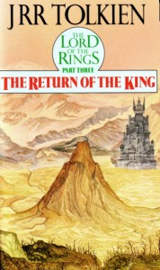 The Return of the King, cover by Roger Garland