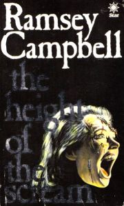 The Height of the Scream, UK paperback