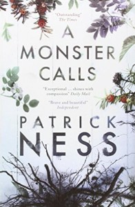 A Monster Calls, US cover