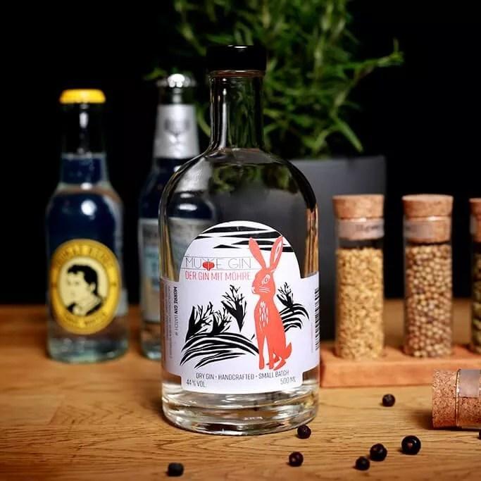 Gin aus der Region Köln - Bonn 2