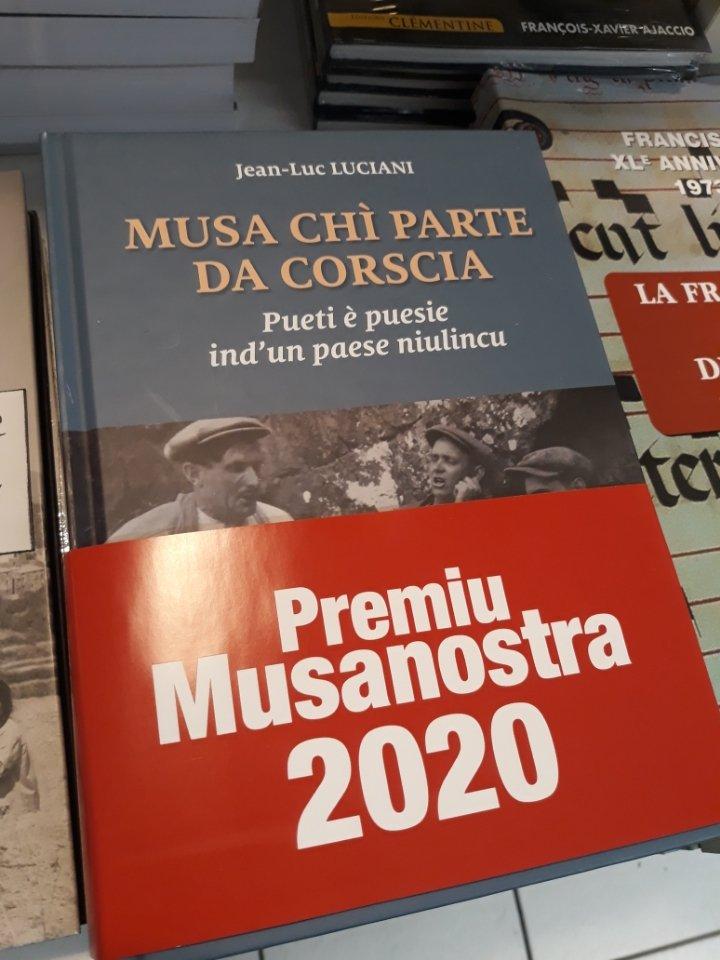 Musa chì paerte da Corscia