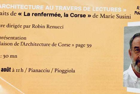 Retour sur les 23e Rencontres internationales de théâtre en Corse