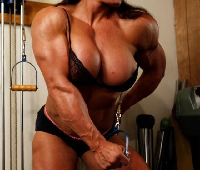 Sex Girl Image Slideshow View Erotic Female Bodybuilders