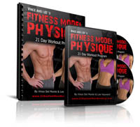 21 day fast mass building fitness model