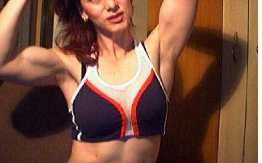 amateur muscle goddess bodysculpture