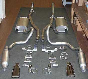 1970 chevelle exhaust systems gardner