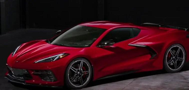 2020 Corvette Stingray Image