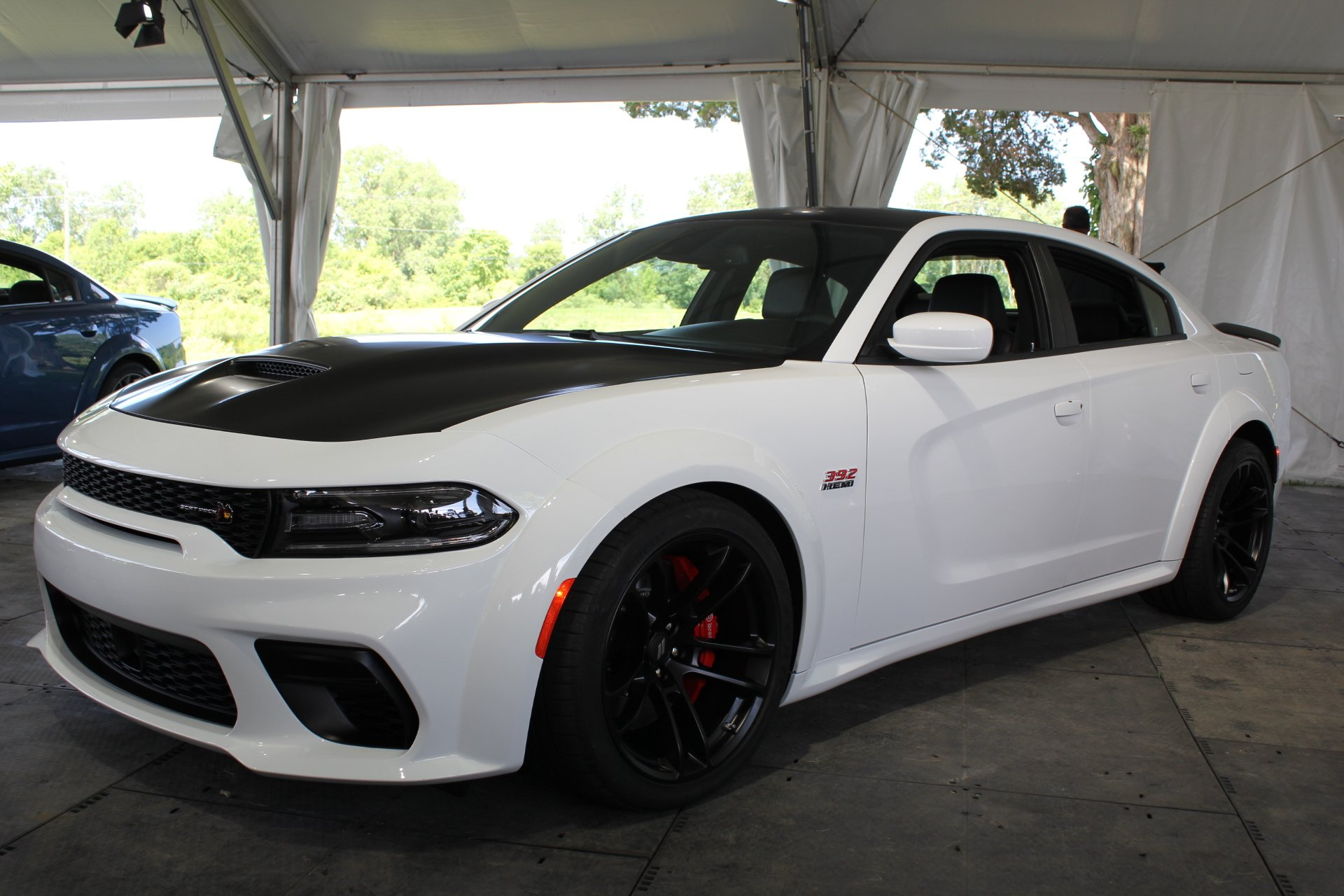 2020 Dodge Charger Scat Pack Widebody Photo Gallery