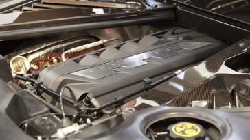 C8 Corvette Dyno Test