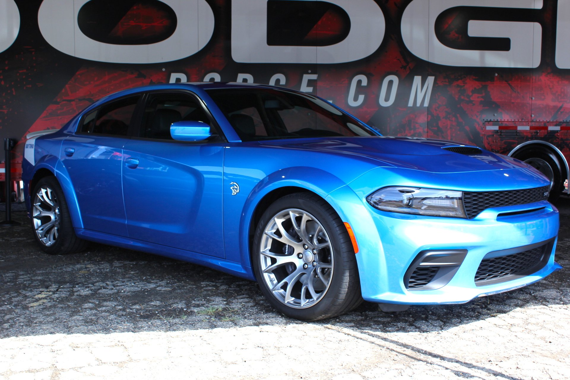 Dodge Charger Hellcat Daytona