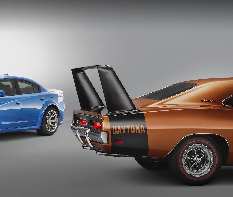 Dodge Charger Hellcat Widebody Daytona