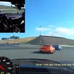 Camaro ZL1 vs AMG GT4