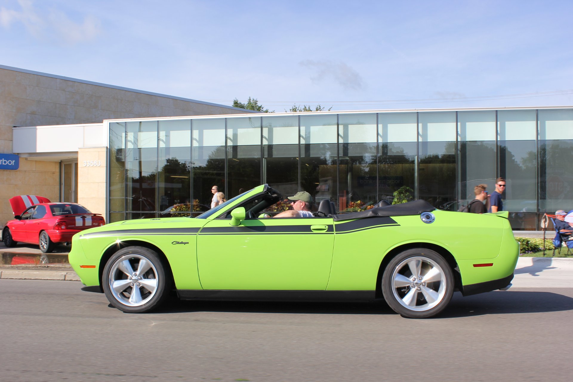 Dodge Challenger Convertible >> Dodge Challenger Convertible Needs A Business Case