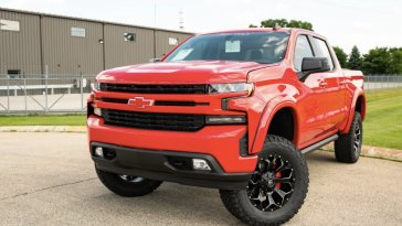 New Chevrolet Colorado, GMC Canyon Coming 2023 On Updated ...