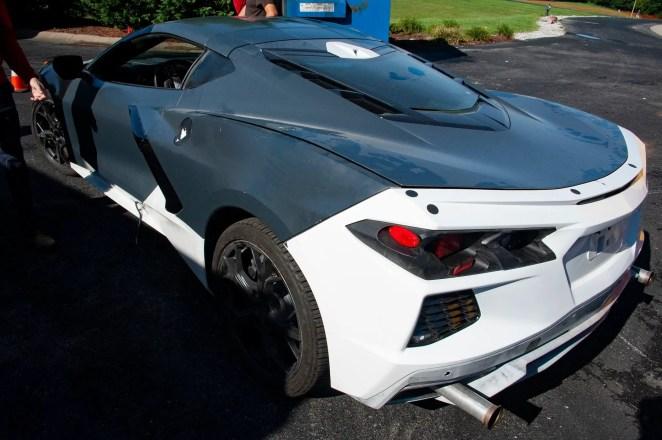 C8 Corvette Prototype