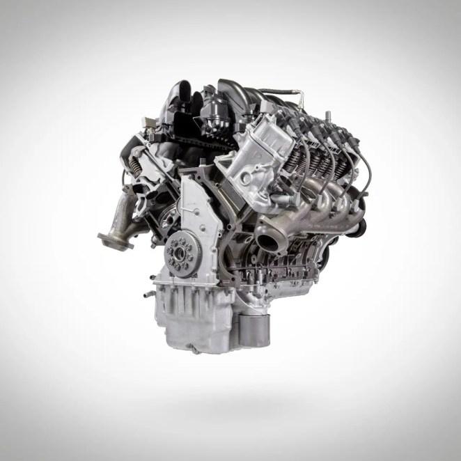 7.3L Ford Godzilla V8 Engine