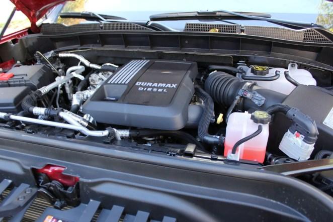 LM2 Duramax Diesel engine 2020 GMC Sierra