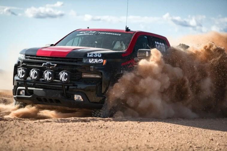 Chevrolet Silverado ZR2 ZRX