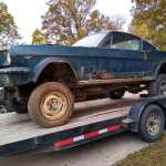 Ford Bronco Mustang Body