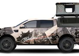 Ford Ranger SEMA Truck