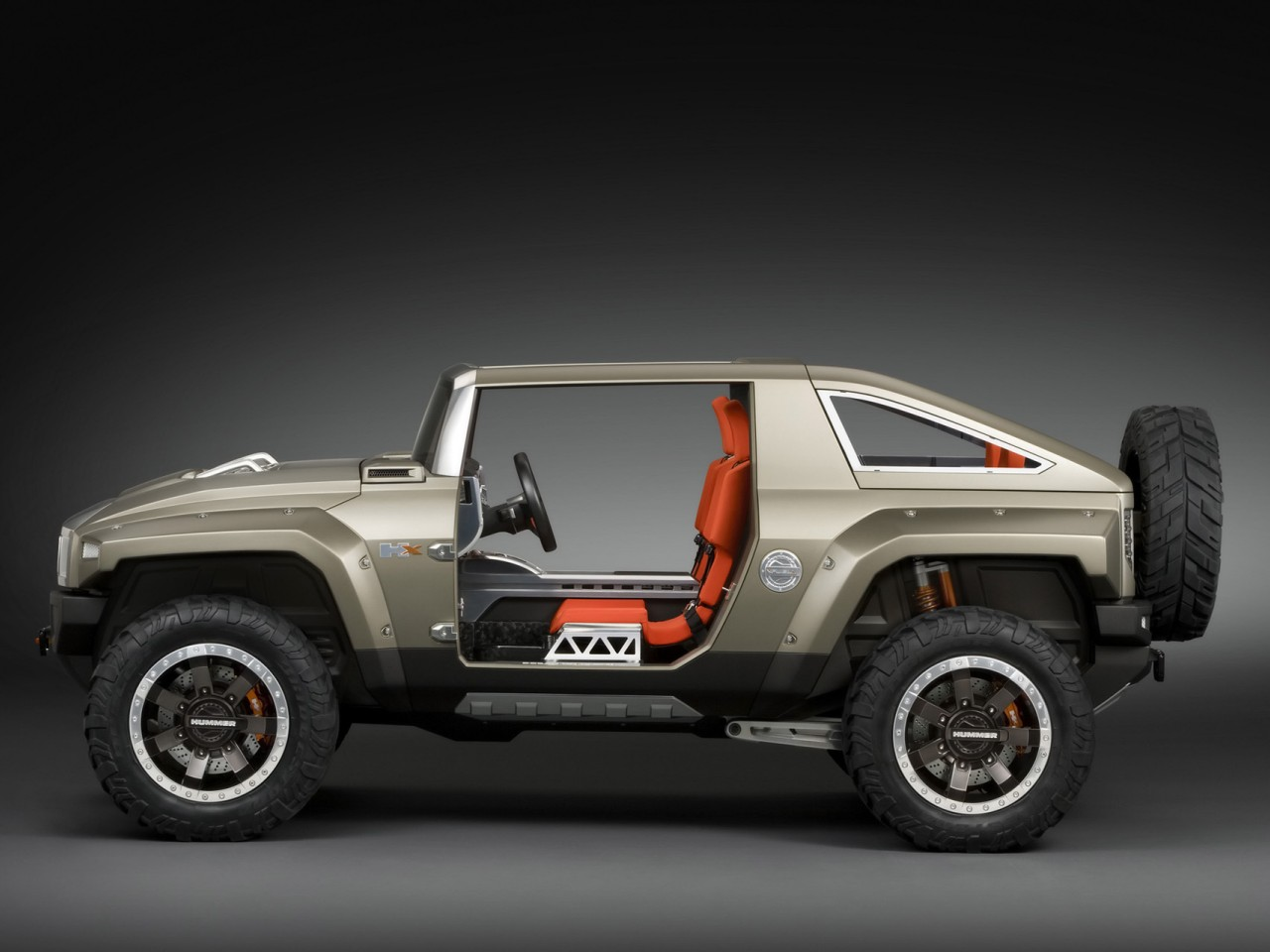 Upcoming Hummer Pickup Truck Will Be Sold At GMC Dealers
